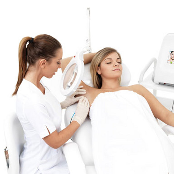 Laser or Electrolysis Hair Removal